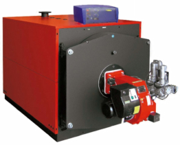 Industrial Boiler Services Ltd Commercial Heating